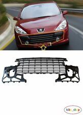 PEUGEOT 307 2005 - 2007 NEW FRONT BUMPER CENTER GRILLE GRILL - 7414NS