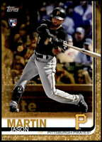 Jason Martin 2019 Topps Update 5x7 Gold #US204 RC /10 Pirates