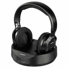 Thomson WHP3001BK Over-Ear Funkkopfhörer 3,5mm Klinkenstecker NEU
