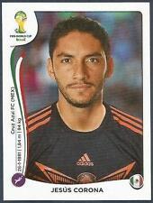 PANINI WORLD CUP 2014- #072-MEXICO-JESUS CORONA