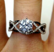 Mounting for 1Ct Diamond Size 6.5 Exquisite! Cordova Semi Mount Engagement Ring