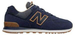 New Balance ML574SOH Navy Blau Herren Schuhe Sneaker ML 574 SOH