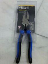 🌟🎈 Klein Tools J2000-9Ne Lineman's Plier 9'' 🌟
