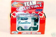 HAMILTON BULLDOGS 1999 AHL DIECAST MINI TEAM ZAMBONI NEW IN BOX HARD TO FIND