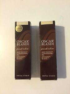 Oscar Blandi Root Touch-up Highlighting Pen~Blonde Beige~.16 oz each -LOT OF 2