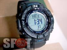 bd6aa11d2f13 Casio PROTREK ATÓMICO Solar Triple Sensor Reloj para hombres PRW-3510Y-1
