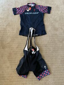 Specialized SL Pro Women's Full Kit with Jersey and Bib/ Size Large/ Never Used
