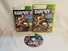Microsoft Xbox 360 Far Cry 3 Game Disc Complete CIB w/Box,Manual Plays on One
