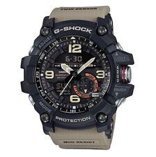 Casio G-Shock * GG1000-1A5 Mudmaster Beige Resin Watch for Men Ivanandsophia