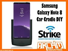 STRIKE ALPHA - SAMSUNG GALAXY NOTE 8 CAR CRADLE DIY - EASY TO INSTALL