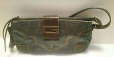 Guess Bag Small Indigo Denim Purse Handbag