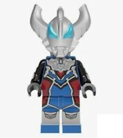 Ultra Man Geed Magnificent Japanese Monster Warrior Custom Lego Mini Figure Toy