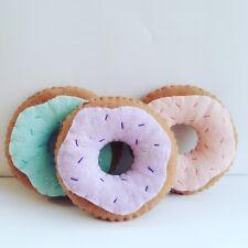 Donut shelf decor, shelf sitters, girls room decor, donut, bedroom accessories