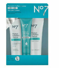 Boots No7 Protect & Perfect Intense Advanced Skincare Travel kit 2sets=full size