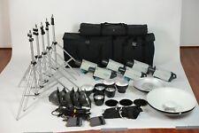 Visatec Solo 1600B + Solo 800B Lighting kit bundle 6 lights - 100 Day Warranty -