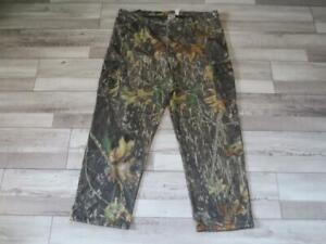 Scent-Lok Men's Game Hunting Mossy Oak Camo Pants 2XL
