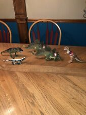 Vintage Jurassic Park World Assorted Mixed Dinosaurs Toy Figure Lot JP 24 47 13