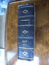 comedies histories and tragedies of William Shakespeare 1852 edit C.Knight vol 2