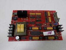 INDUCTOHEAT RELAY BOARD  31021-003C