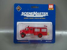 NIB WEALTHERS SCENE MASTERS INTERNATIONAL 4900 1ST RESPONSE FIRE TRUCK HO SCALE