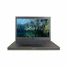 "New listing Dell Precision M4800 15.6"" Fhd I7-4910Mq 16Gb 500Gb Sshd K2100M Dvdrw W7P Webcam"