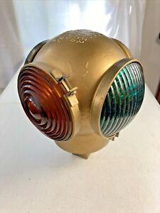 W.R.R.C. CO. ELECTRIC SWITCH LAMP PC. 1880-1 RAILROAD LANTERN