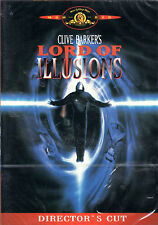 Clive Barker's Lord of Illusions ,Director's Cut , 100% uncut , new and sealed