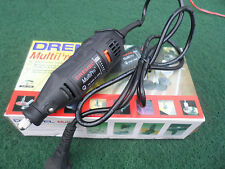 Dremel MultiPro 110V Electric Grinder Power Rotary Tool Set 5PC Accessorie