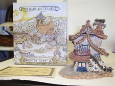 """Boyd'S Bearly Built Villages, 2000 """"Bearly Well Clinic"""" #19008, New! In Box"""