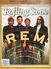 Rolling Stone #607 R.E.M. cover, Madonna, James Brown, Guns 'n' Roses, Yes