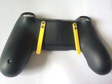 Xbox One/360/Ps3/Ps4 controlador paletas para jumpshot Dropshot Hazlo tú mismo Scuf Amarillo
