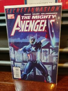 The Mighty Avengers #13 - 1st Appearance Of The Secret Warriors! NM