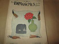 les dimanches de la femme 243 ...1926