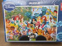 Disney Educa Puzzle (Sealed)