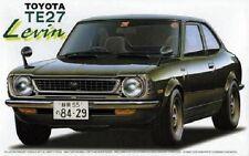 Fujimi ID-53 1/24 Toyota Corolla TE27 LEVIN 1972 Limited Ver. from Japan Rare