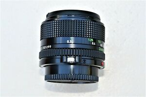 CANON 24mm- 2.8f FDn LENS ( Mint Condition )