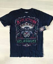 Affliction Velasquez Tee T-shirt L limited edition MMA UFC