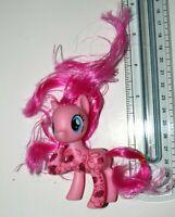 Glitter Design Pinkie Pie : G4 2016 Hasbro MLP My Little Pony Brushable Figure