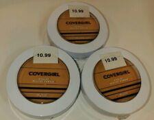3 COVERGIRL Vitalist Healthy Powder 745 warm Beige 0.3 oz each (C)