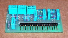 1- BSS FDS 360 - 800hz frequency crossover card - works perfectly.