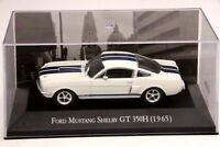 Altaya 1:43 Ford Mustang Shelby GT 350H 1965 Diecast Car Models Collection IXO