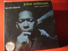 "JOHN COLTRANE "" BLUE TRAIN "" (180GRAM-CLASSIC RECORDS/4x45RPM-LP-SET/SEALED)"