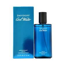 Davidoff Cool Water Mild Deodorant Spray 75ml Mens Cologne