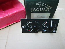 JAGUAR X J 6 OIL & TEMPERATURE  GAUGE GENUINE PART NEW