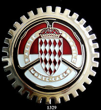 CAR GRILLE EMBLEM BADGES - MONTE CARLO RALLY