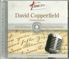 DAVID COPPERFIELD CHARLES DICKENS CD - ORIGINAL RECORDINGS