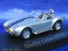AC SHELBY COBRA 427 S/C 1964 94227 NEW YATMING ROAD SIGNATURE 1:43 SILVER