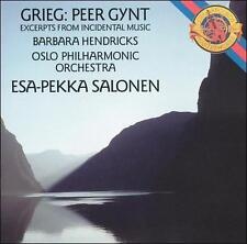 Esa-Pekka Salonen, Oslo Philharm, Grieg: Peer Gynt, Excerpts from Incidental Mus