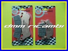 Pastiglie freno Anteriori Posteriori Brembo Honda SH 150 I 2009 09