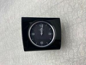 2011-2018 AUDI A8 A8L S8 Dash Cluster Switch Clock BLACK